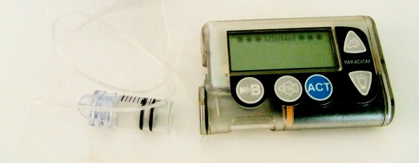 Insulin pumps deliver a varied dose of insulin into your system continuously, mimicking the way a normal pancreas works.